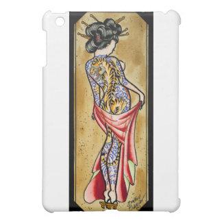 The Tiger Tattoo iPad Mini Cases