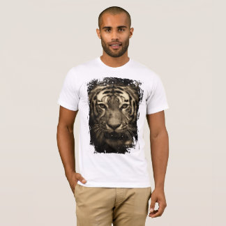 The Tiger Within! (Grungy Look) T-Shirt