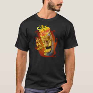 The Tiki God Is Most Amused Shirt