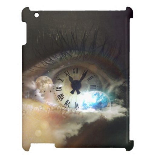 The Time is Now iPad Cover