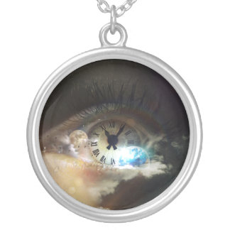 The Time is Now Pendant