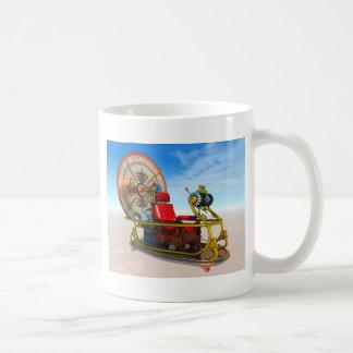 The Time Machine Coffee Mug