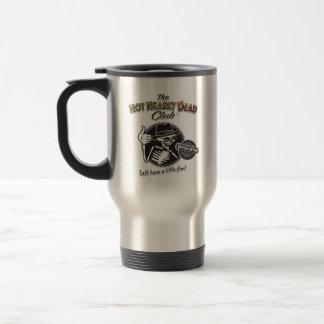 The Time Traveler Commuter Mug