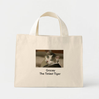 The Tiniest Tiger Natural Tote
