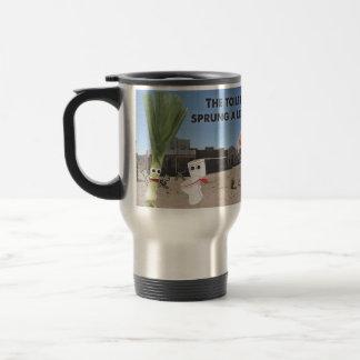 The Toilet Sprung a Leek! Mug