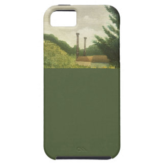 The Toll House by Henri Rousseau Tough iPhone 5 Case