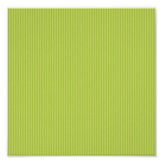 The Tone Of Lime Print