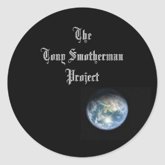 The Tony Smotherman Project Sticker