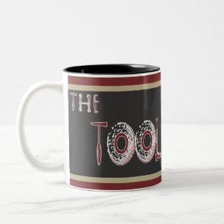 The Tool Tutor Signature Two-Tone Mug