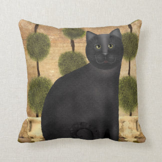 The Topiary Cat Cushion