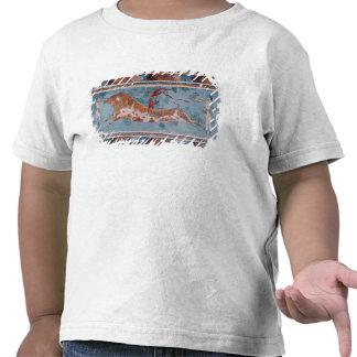 The Toreador Fresco Knossos Palace Crete Shirt