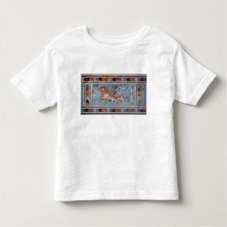 The Toreador Fresco, Knossos Palace, Crete Toddler T-Shirt