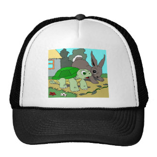 The Tortoise and the Hare Collection 1 Cap