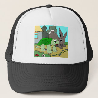 The Tortoise and the Hare Collection 1 Trucker Hat