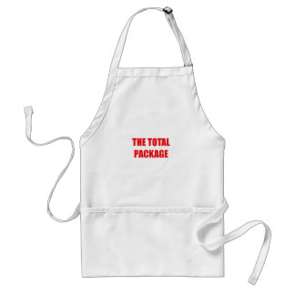 The Total Package Standard Apron