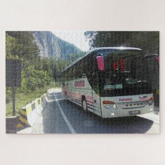 The Tour Bus Jigsaw Puzzle