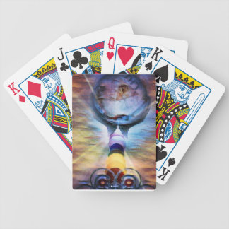 The Tower Bicycle Playing Cards