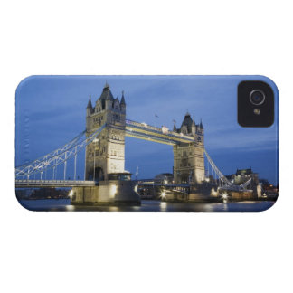 The Tower Bridge at Dusk iPhone 4 Cover