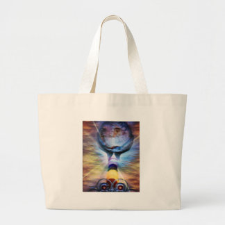 The Tower Large Tote Bag