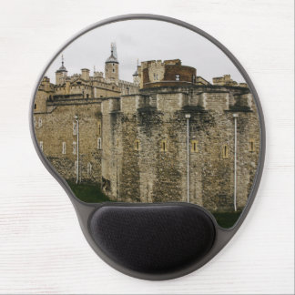 The Tower, London, Historical Travel Photograph Gel Mouse Pad
