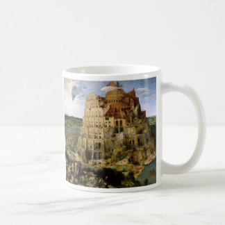 The Tower of Babel Coffee Mug