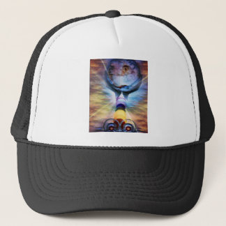 The Tower Trucker Hat