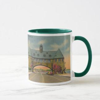 THE TOWERS mug