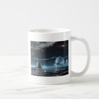 the Towers of Xullam Coffee Mug