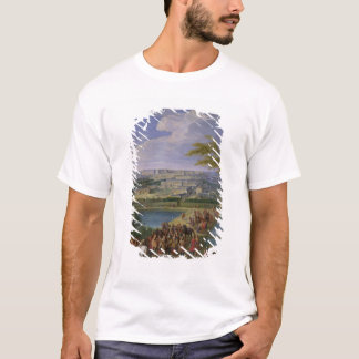 The Town and Chateau T-Shirt