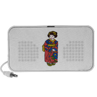 THE TRADITIONAL GEISHA TRAVELLING SPEAKERS