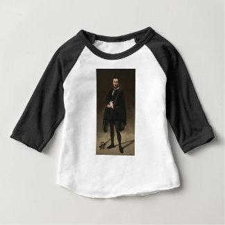 The Tragic Actor Hamlet Baby T-Shirt