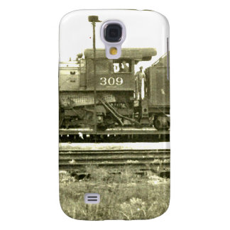 The Train Stop Samsung Galaxy S4 Case