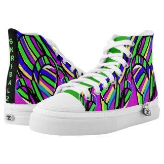 the Trans-Atlanticz High Tops