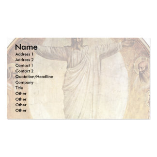 The Transfiguration Of Christ Business Card