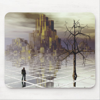The Traveler #5 Mouse Pad