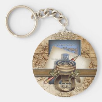 The Traveller Keychains