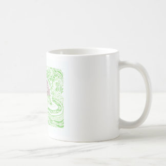 The Travelling Tortoise Coffee Mug