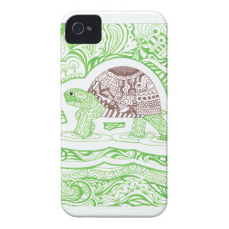 The Travelling Tortoise iPhone 4 Case