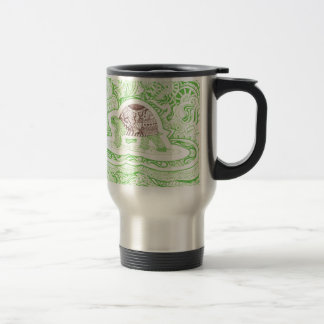 The Travelling Tortoise Travel Mug