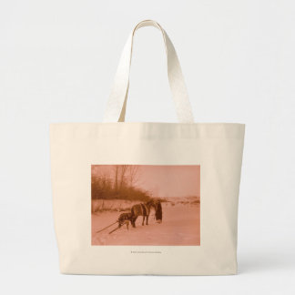 The Travois Large Tote Bag