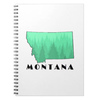 The Treasure State Notebook