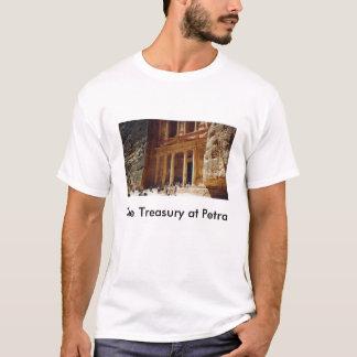 The Treasury at Petra, Jordan T-Shirt