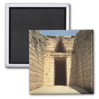 The Treasury of Atreus, c.1300 BC Magnet