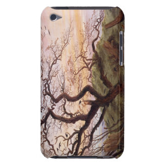 The Tree of Crows, 1822 iPod Touch Case-Mate Case