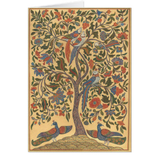 The Tree of Life Card