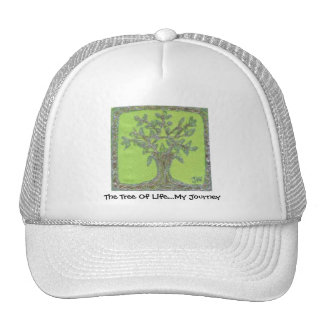 The Tree Of Life...My Journey Cap