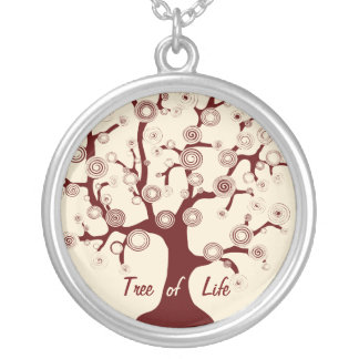 The Tree of Life Custom Necklace