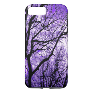 The Trees Know (purple & black) iPhone 7 Plus Case