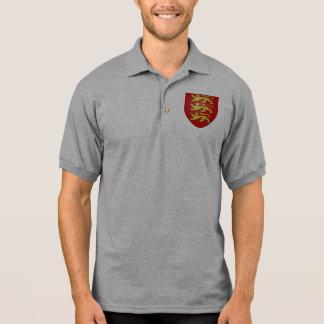 The treis cats polo shirt