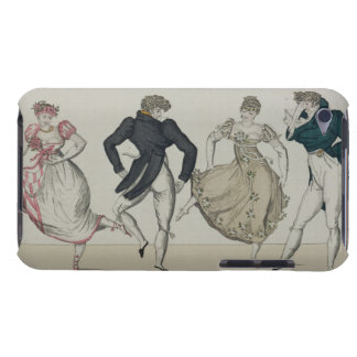 The 'Trenis' Quadrille, plate 19 from 'Le Bon Genr Case-Mate iPod Touch Case